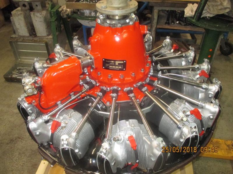 Engines for sale | Richard Goode Aerobatics