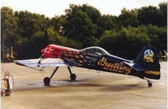 Su-31 Breitling Academy