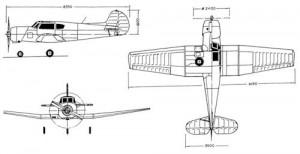 Yak 18T profile