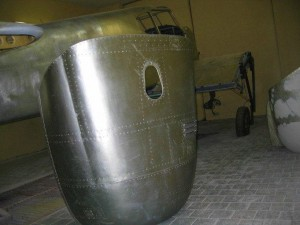 Yak 18T Project cowling