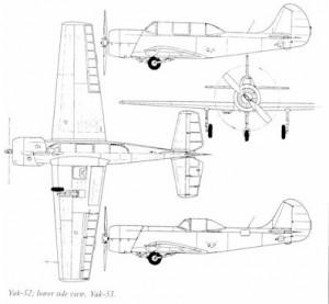 Yak 52 Profile