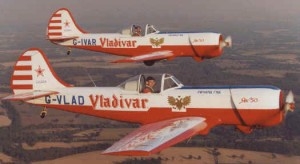 Pair of YAK-50's