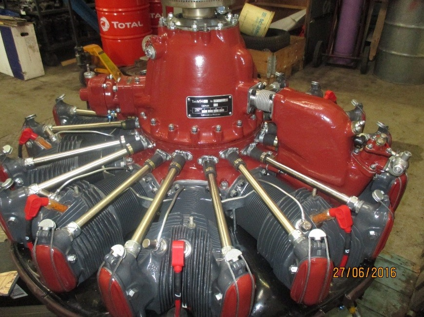 M-14 family of engines and our capabilities   Richard Goode