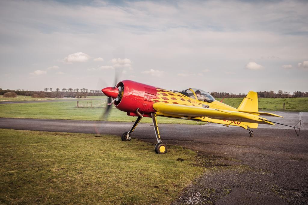 Wendy Lewis   Richard Goode Aerobatics